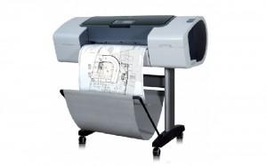 HP Designjet serie T1100